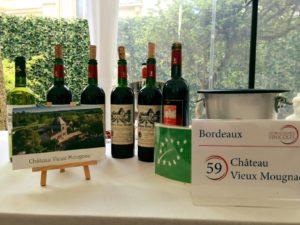 L.O.Wine et Château Vieux Mougnac