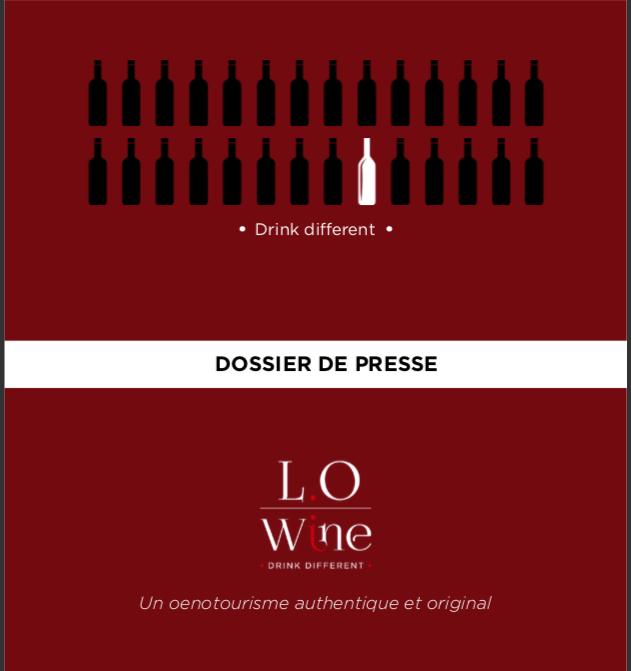 dossier de presse L.O.Wine