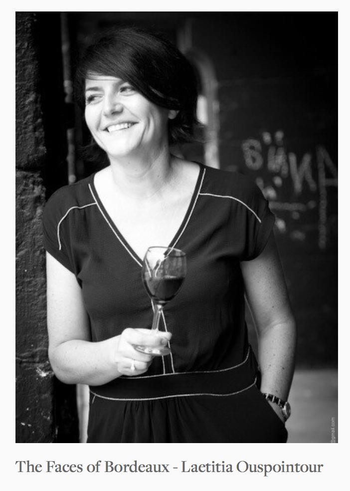 L.O Wine - Laetitia Ouspointour