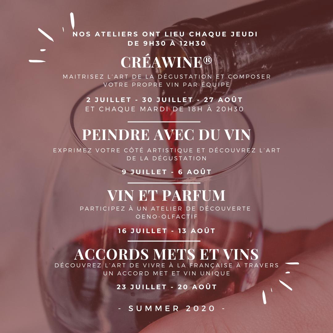 Programme L.O Wine