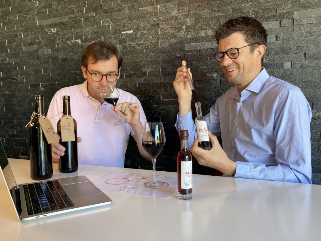 CréaWine®, notre kit pour apprendre à déguster en ligne et fabriquer son propre vin.