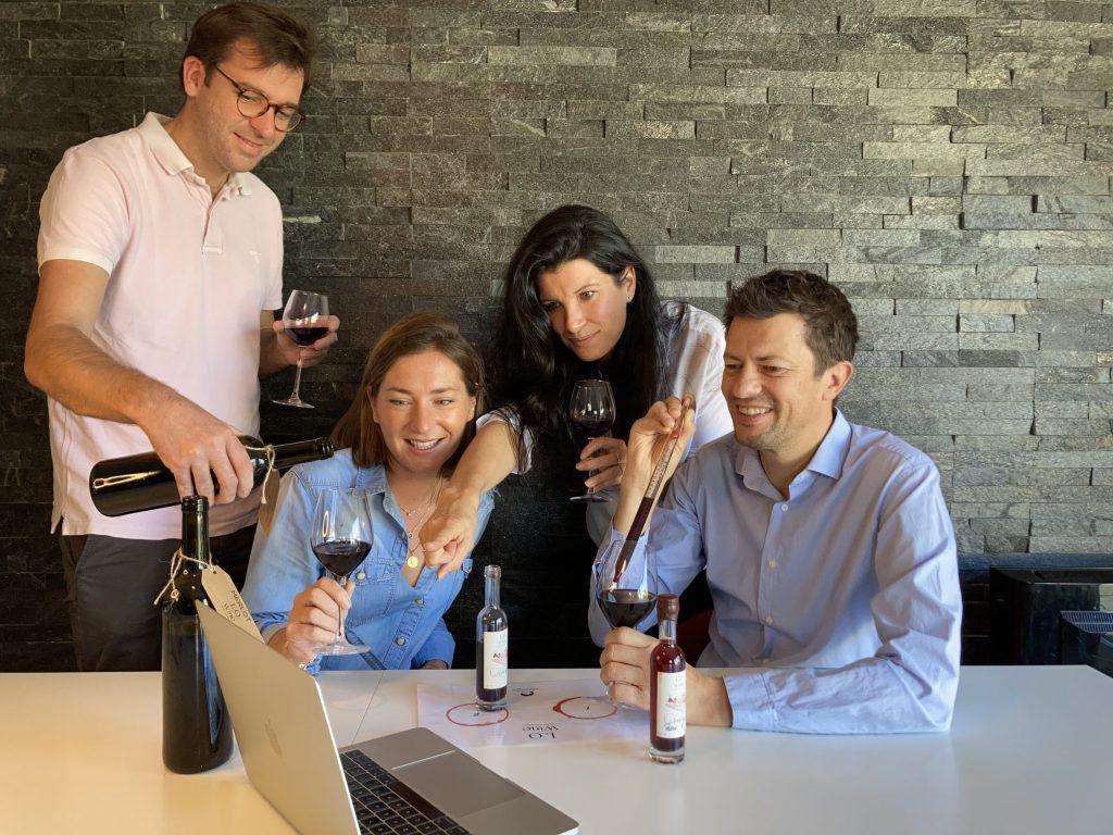 Apprenez l'art de la dégustation et fabriquez votre propre vin avec CréaWine®, directement depuis chez vous !