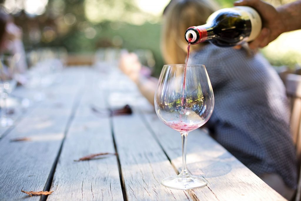 dégustation de vin L.Oo Wine
